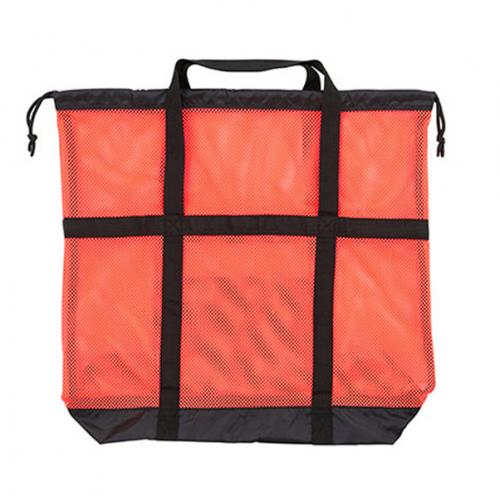 あれも入れたくってこれも入れたかったバッグ《蛍光オレンジ》