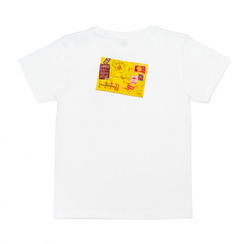 はじまりのTシャツ《白》