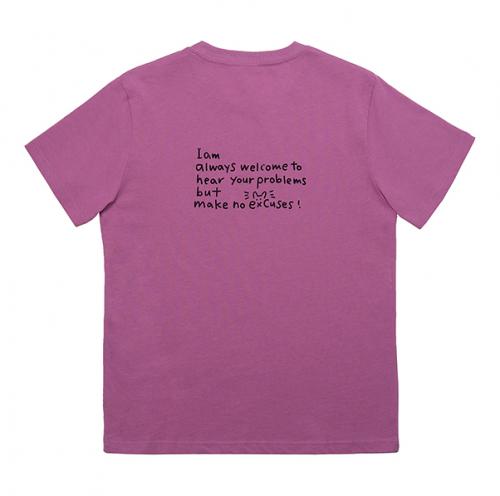 訳ありくんTシャツ《ラベンダー》